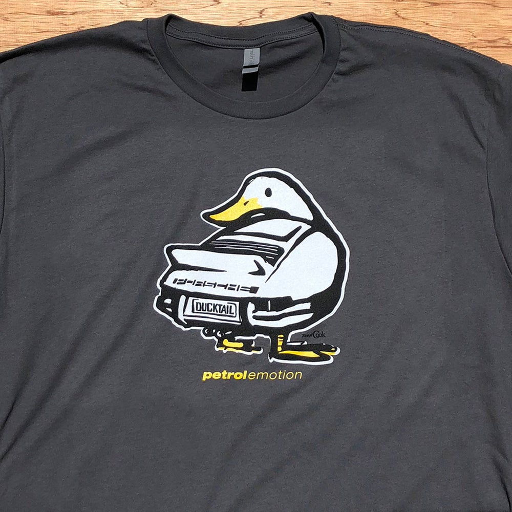 Image of Duck Tail T Shirt