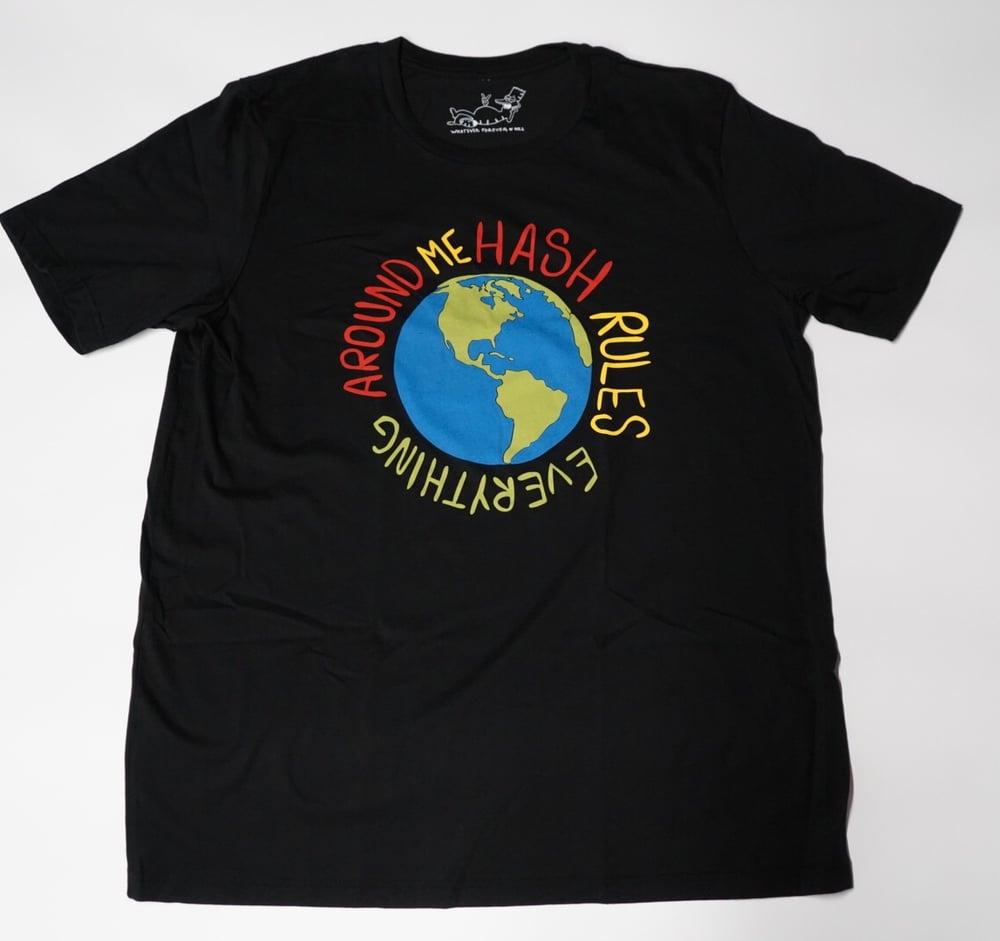 Image of HREAM World tee
