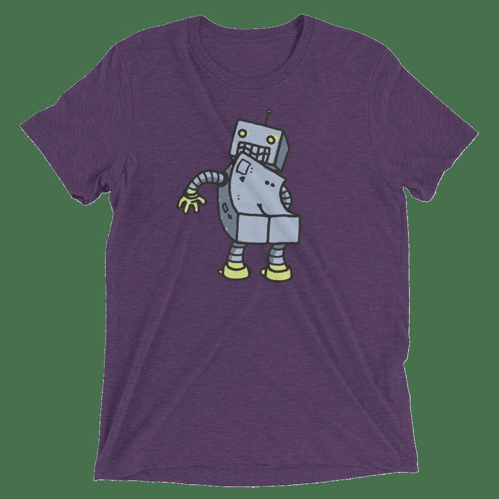 Image of Robot Butt Logo Tee