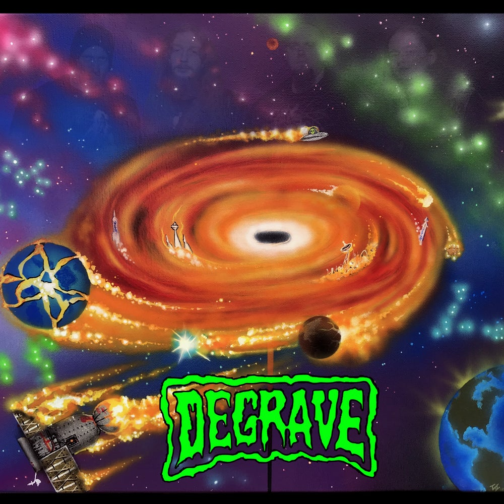 Image of 'Degrave' CD