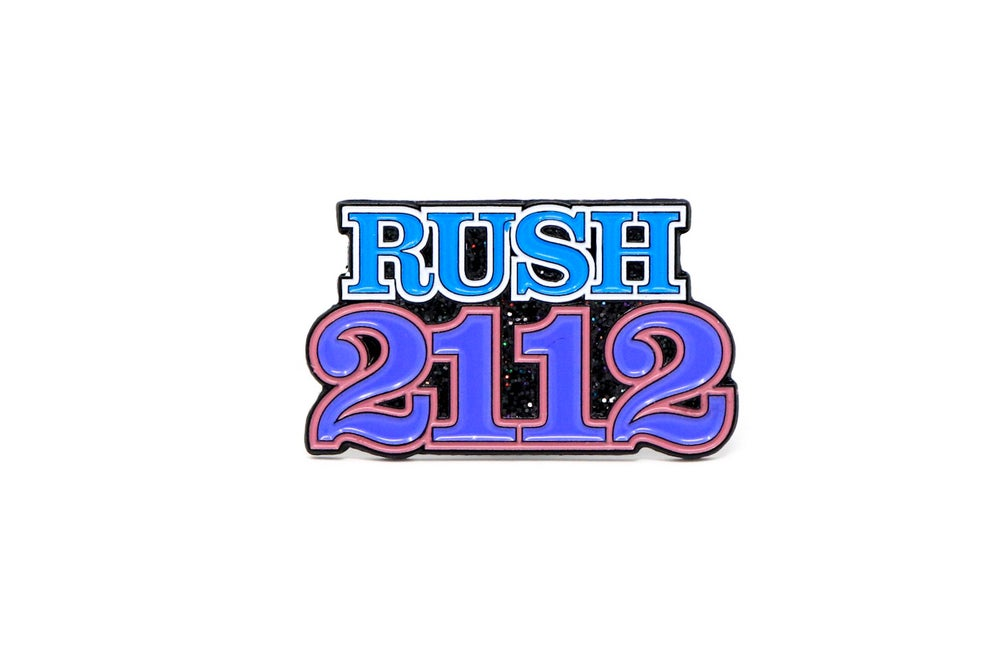 Image of Rush 2112 Enamel Pin