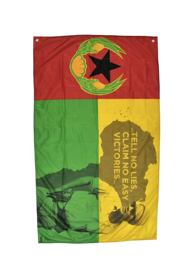 Image of 1975 CV Vintage A.C. Flag