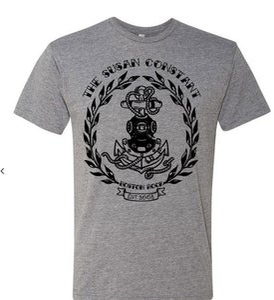 Image of TSC 10 Year Anniversary Shirt (GRAY)