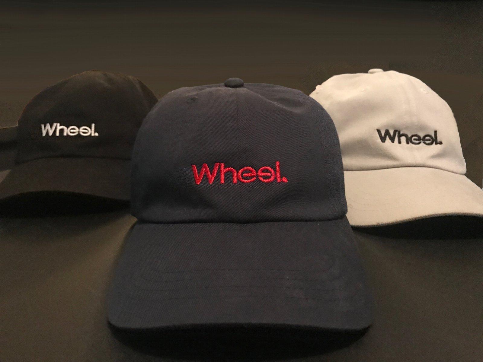 63573356719 Wheel. RDAC — Classic Dad Hat (multiple colors)