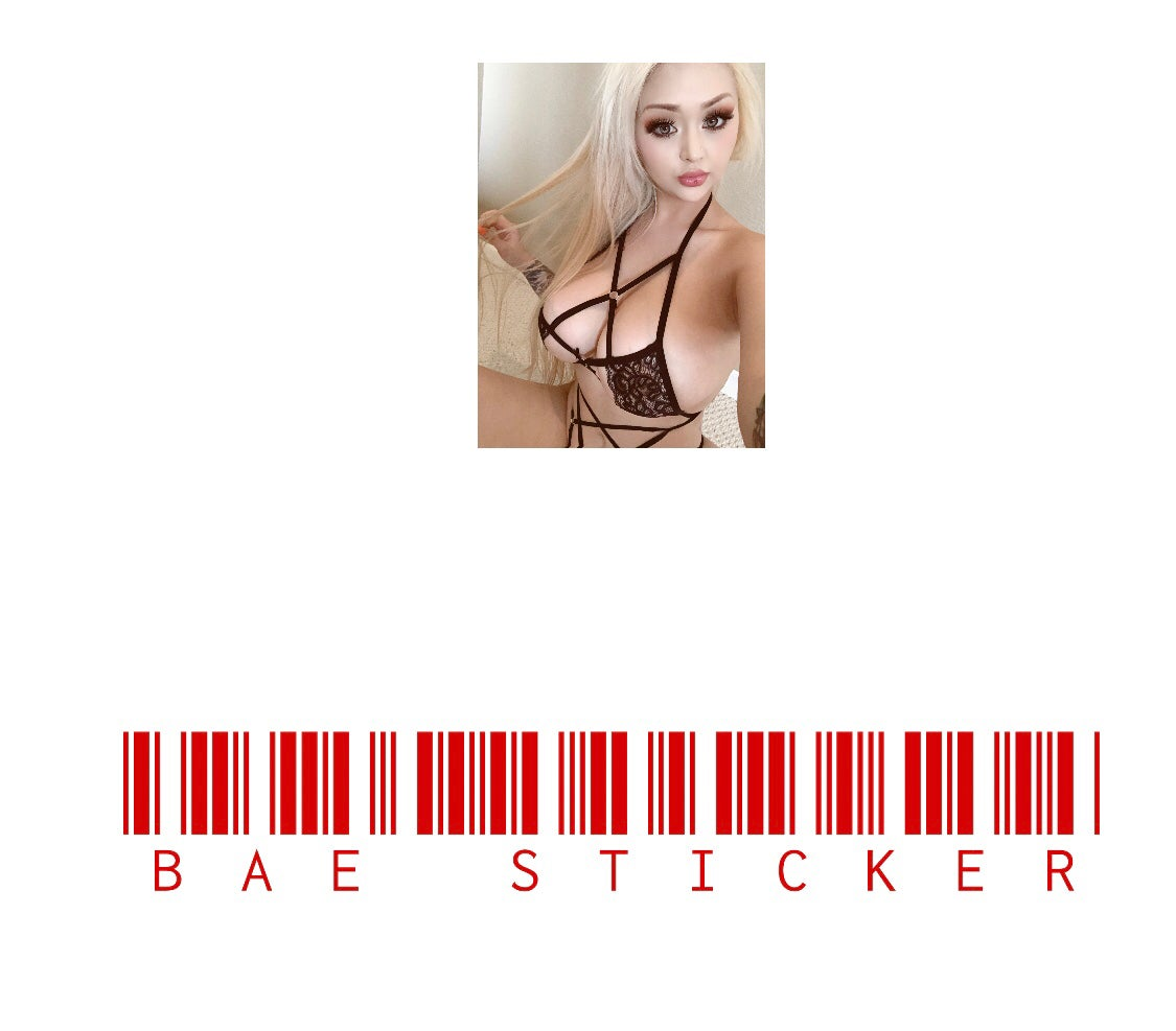 Image of Bae sticker