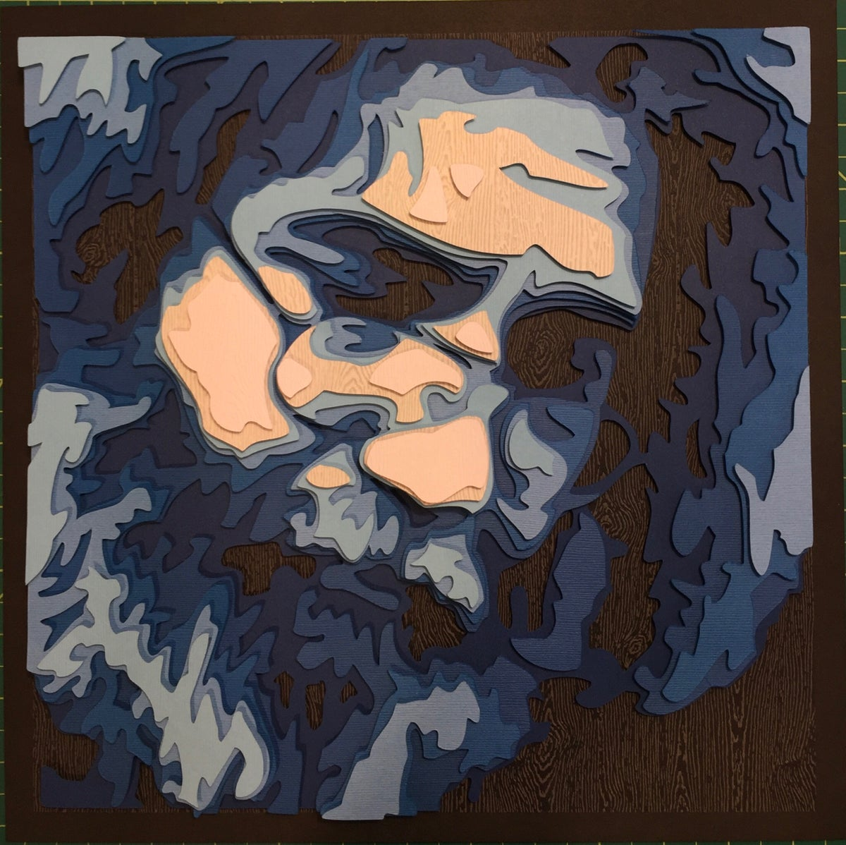 Image of Jerry Garcia 12""
