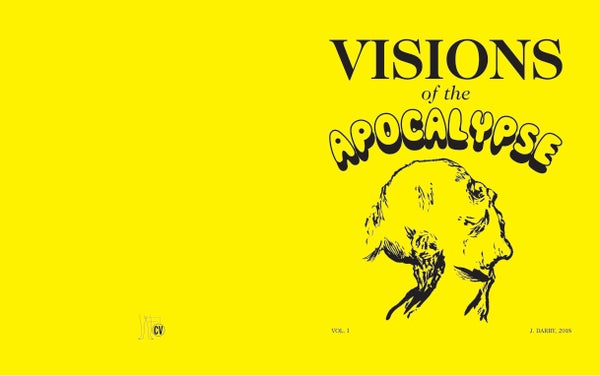 Image of VIsions of the Apocalypse Vol. I