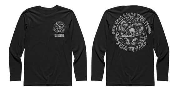 "Image of OUTRIGHT ""COLLAPSE"" Long Sleeve Tee"