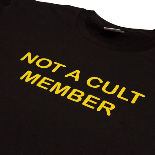 Image of Not a Cult Member Tee
