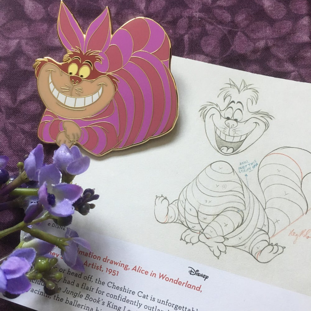 Image of Alice - Cheshire Rabbit
