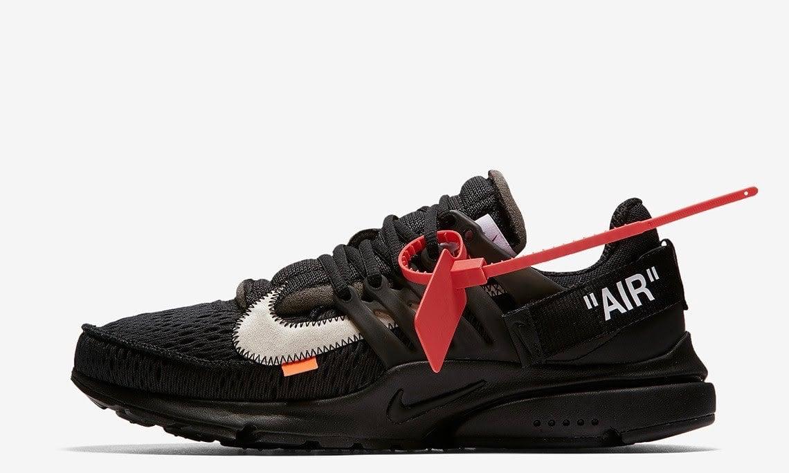"""best loved 6c2e4 77597 Image of Off-White x Nike Air Presto """"Polar Opposites"""" Black"""