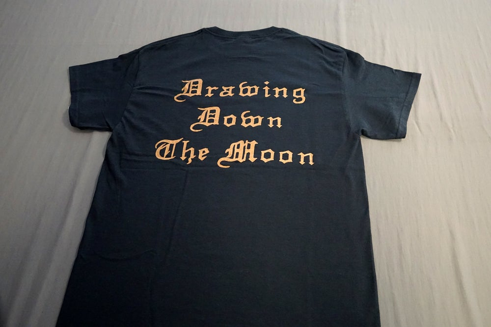 Image of BEHERIT - Drawing Down The Moon TS (PREORDER)