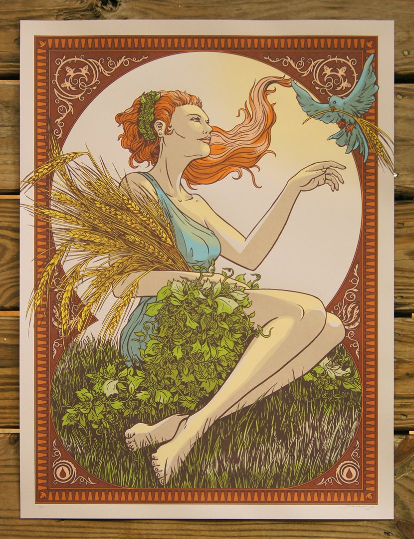 Image of Goddess of Barley & Hops