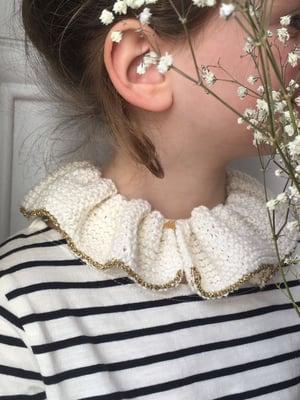 Image of Collerette ZEUS, Pluie d'Or {LA}