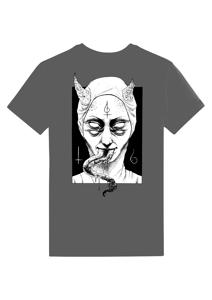 Image of Demon on Gray