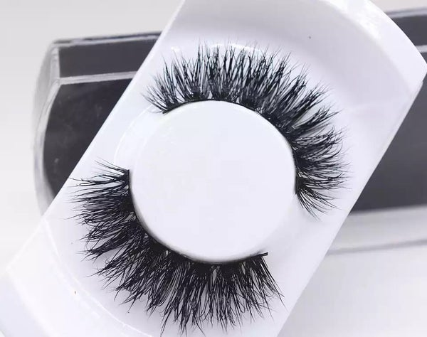 Image of Glammed 3D mink eyelashes