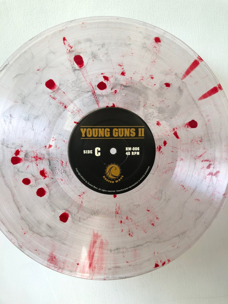"Image of Young Guns II - Original Motion Picture Score (""Garret's Place"" VARIANT - Limited to 10 copies!)"