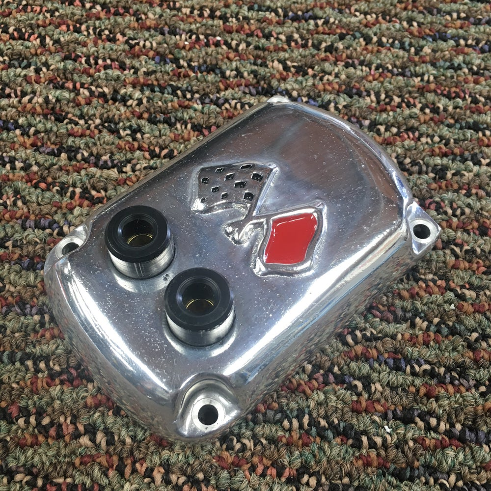 Image of Chopperdaves Magneto Cap
