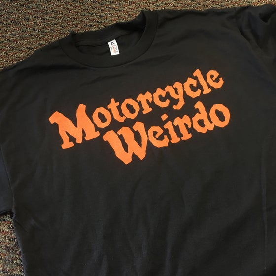 Image of Motorcycle Weirdo Shirt