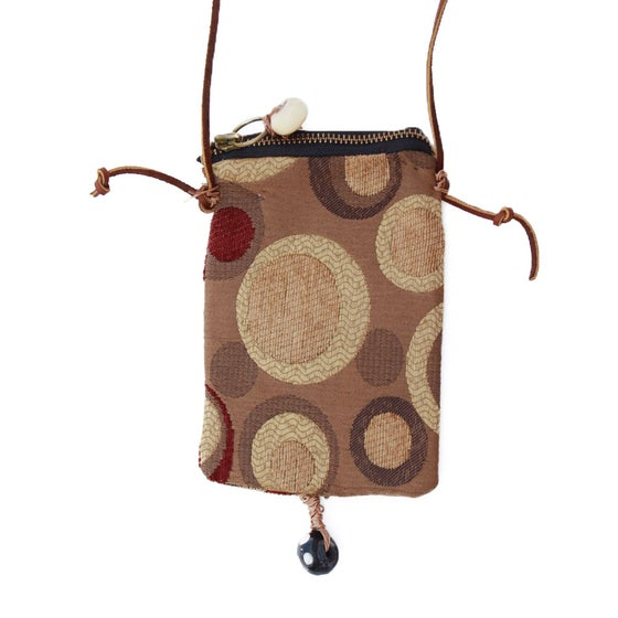 Image of Geometric Series Cross Body Pouch