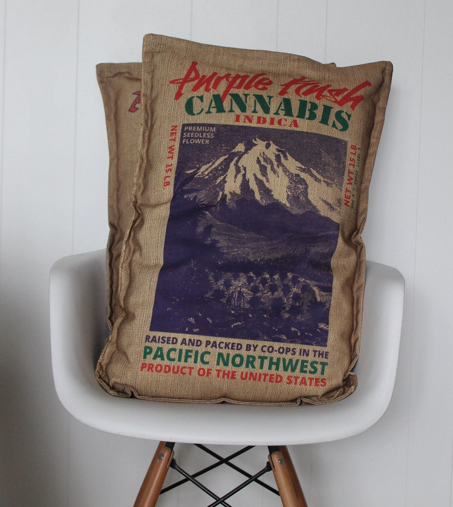 Image of Purple Kush Cannabis Sack