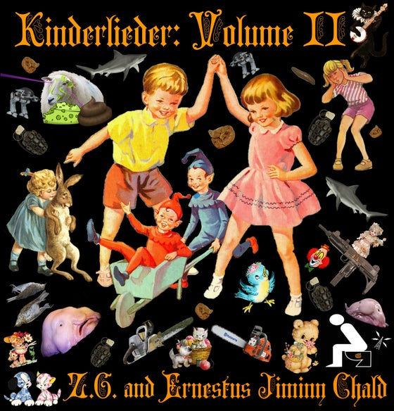 "Image of ""Kinderlieder: Volume II"" (CD)"