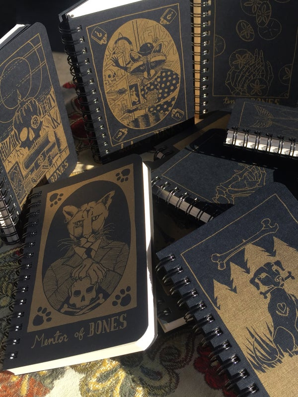Image of Tarot Journals (Pocket)