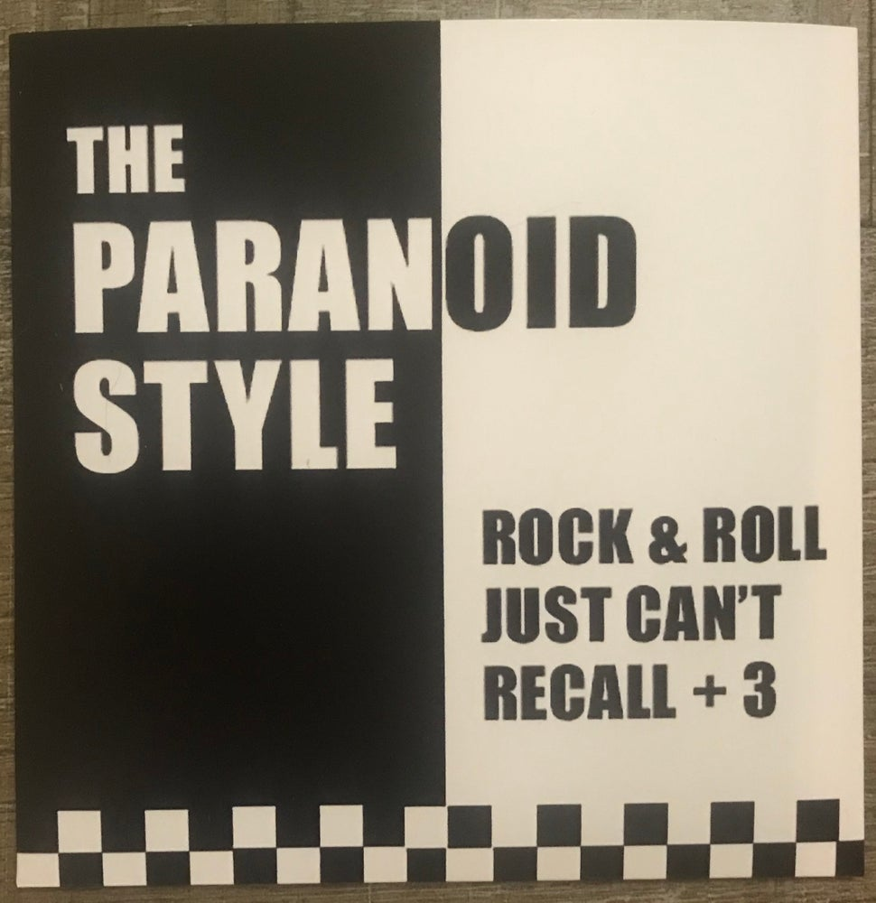 Image of Rock & Roll Just Can't Recall +3 Specials Edition Bootleg CD - Limited!