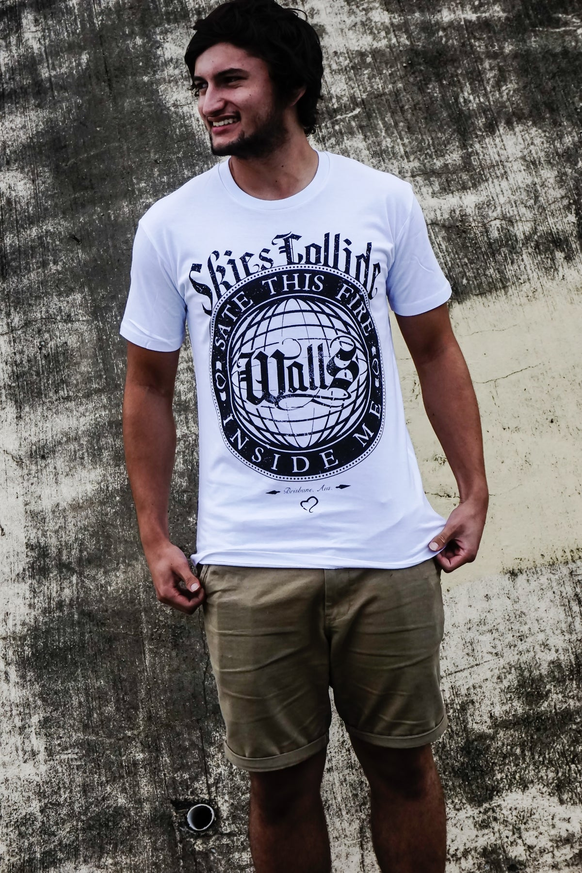 Image of 'Walls' T-Shirt