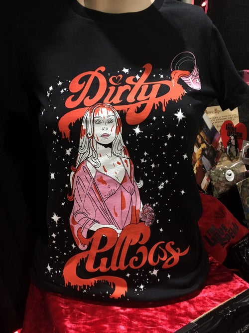 Image of Dirty Pillows T-shirt