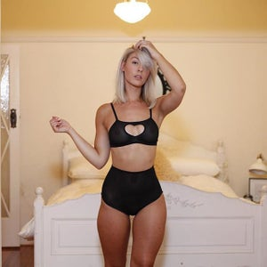 Image of Heart Bralette