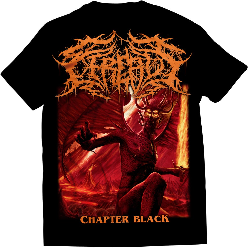 Image of Cerebus - Chapter Black - T-Shirt