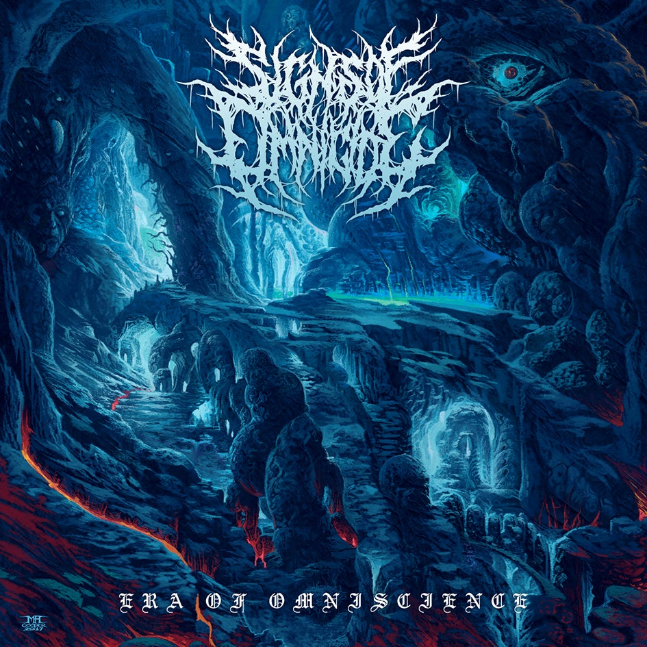 Image of Signs Of Omnicide - Era Of Omniscience - Jewel Case CD
