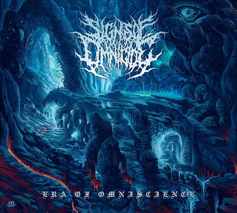 Image of Signs Of Omnicide - Era Of Omniscience - Limited Digipack CD