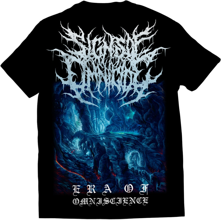 Image of Signs Of Omnicide - Era Of Omniscience - T-Shirt