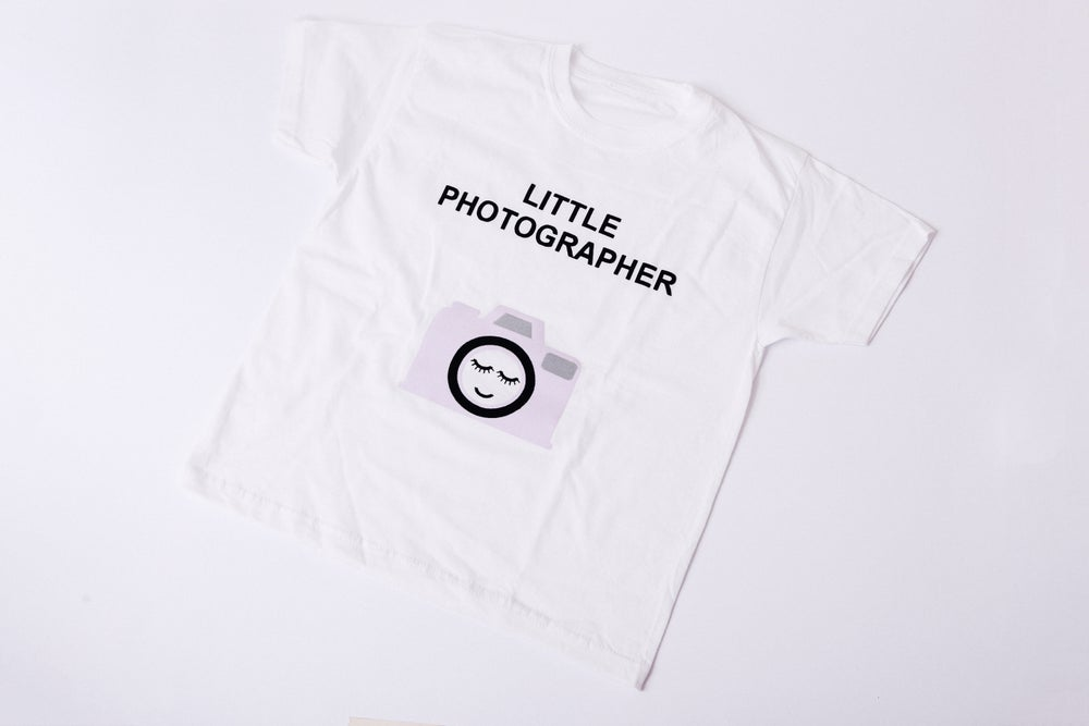 Image of Little Photographer Tee/Jumper