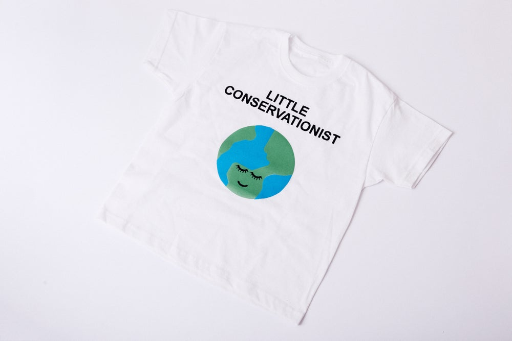 Image of Little Conservationist Tee/Jumper