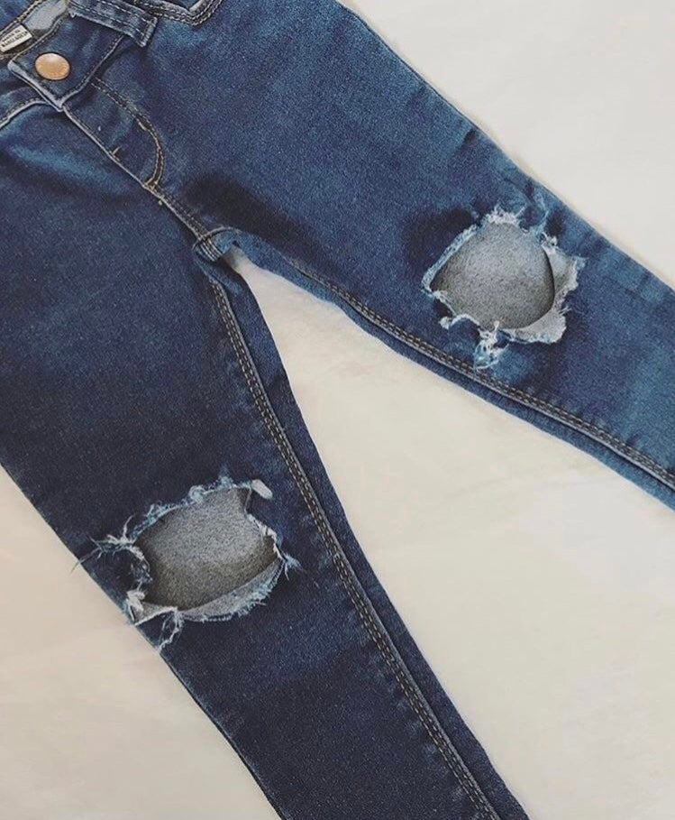 Image of Ripped Jeans