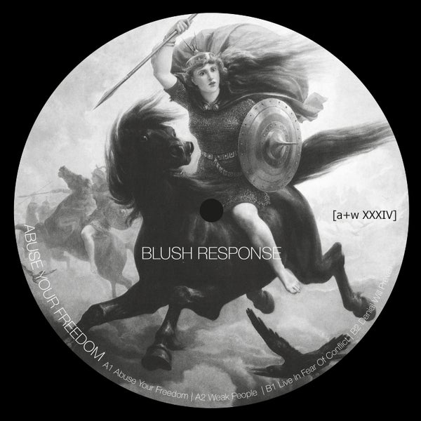 Image of [a+w XXXIV] Blush Response - Abuse Your Freedom 12""