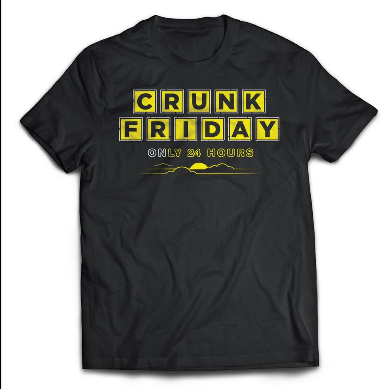Image of Crunk Friday Waffle House