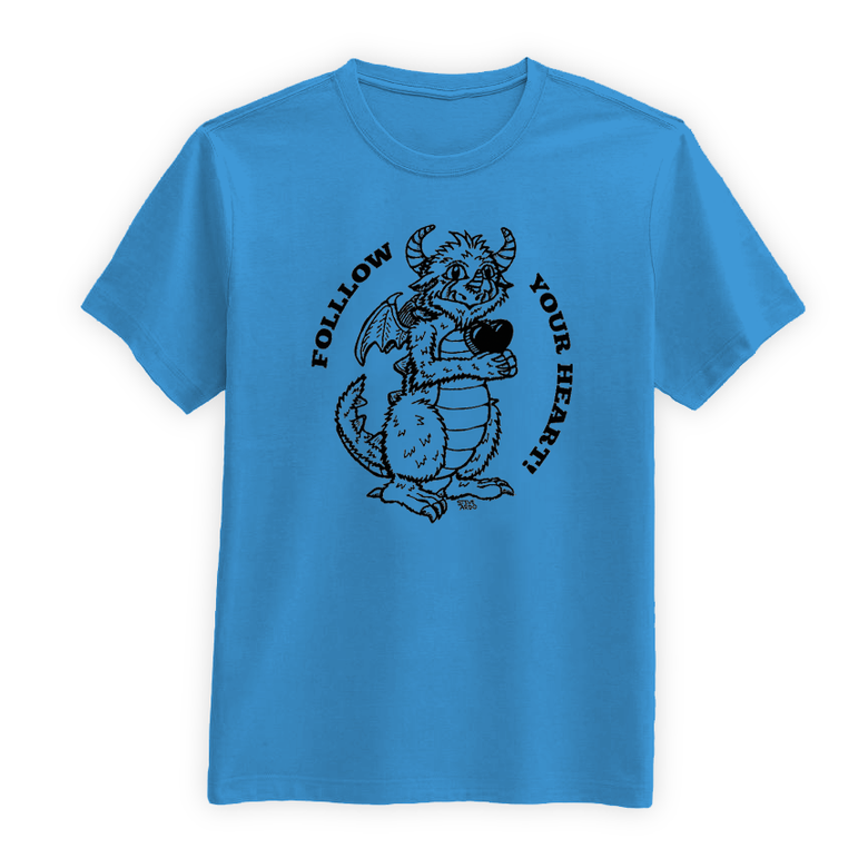 Image of Follow Your Heart T-shirt