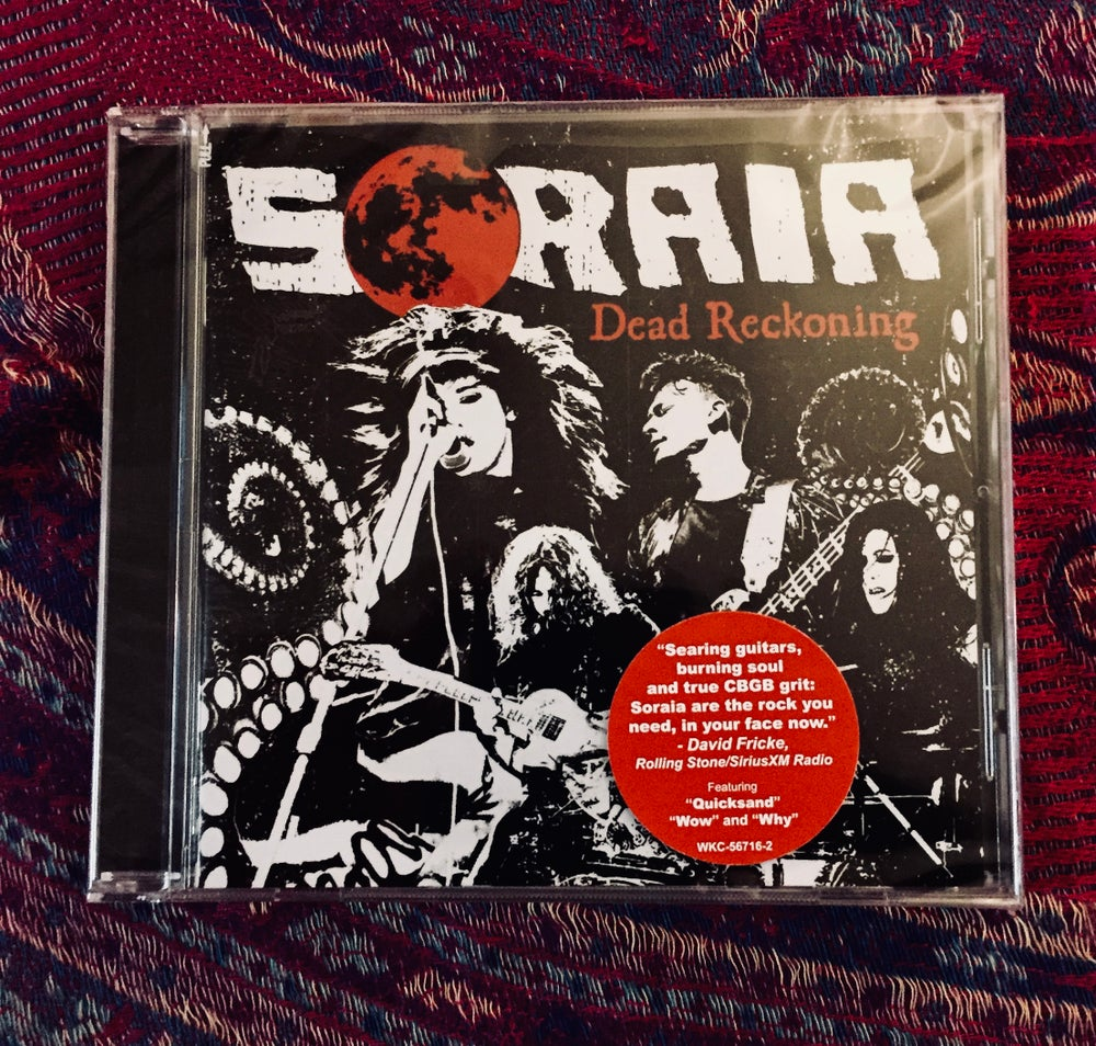 Image of Dead Reckoning CD