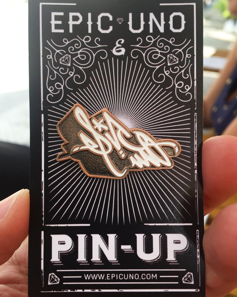 Image of Epic Tag Pin
