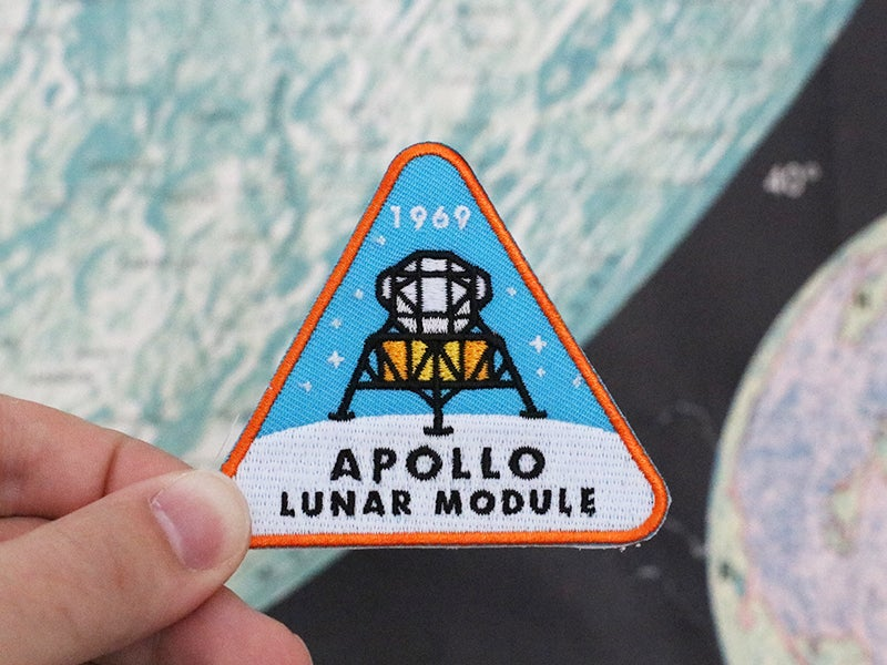 Image of Apollo Lunar Module Patch