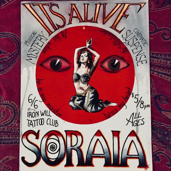 Image of Soraia Poster