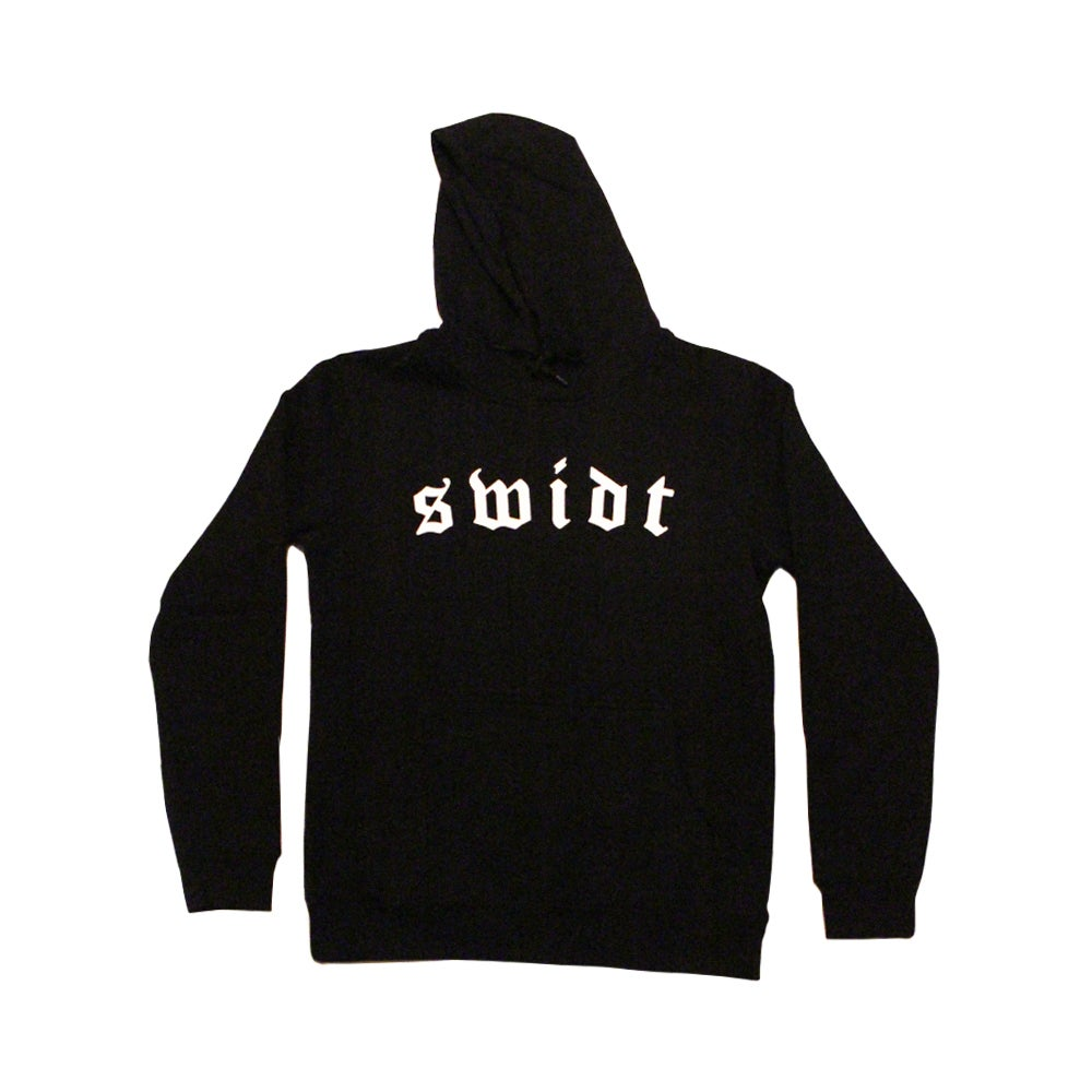 Image of SWIDT Hood Black NOW $55