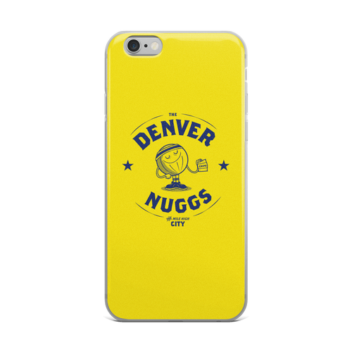 Image of Denver Nuggs Phone Case