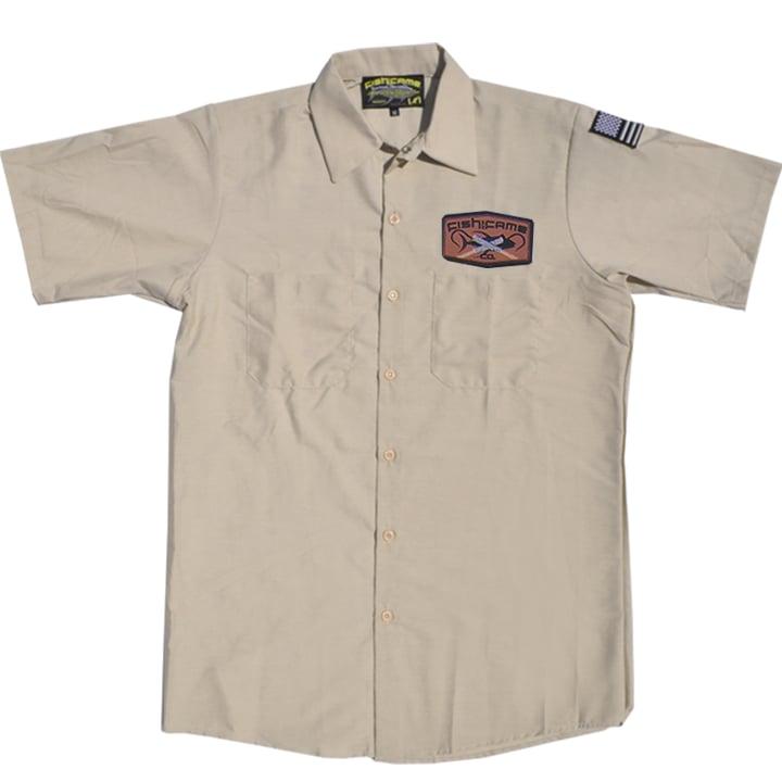 Image of Classic Crew Shirt (khaki)