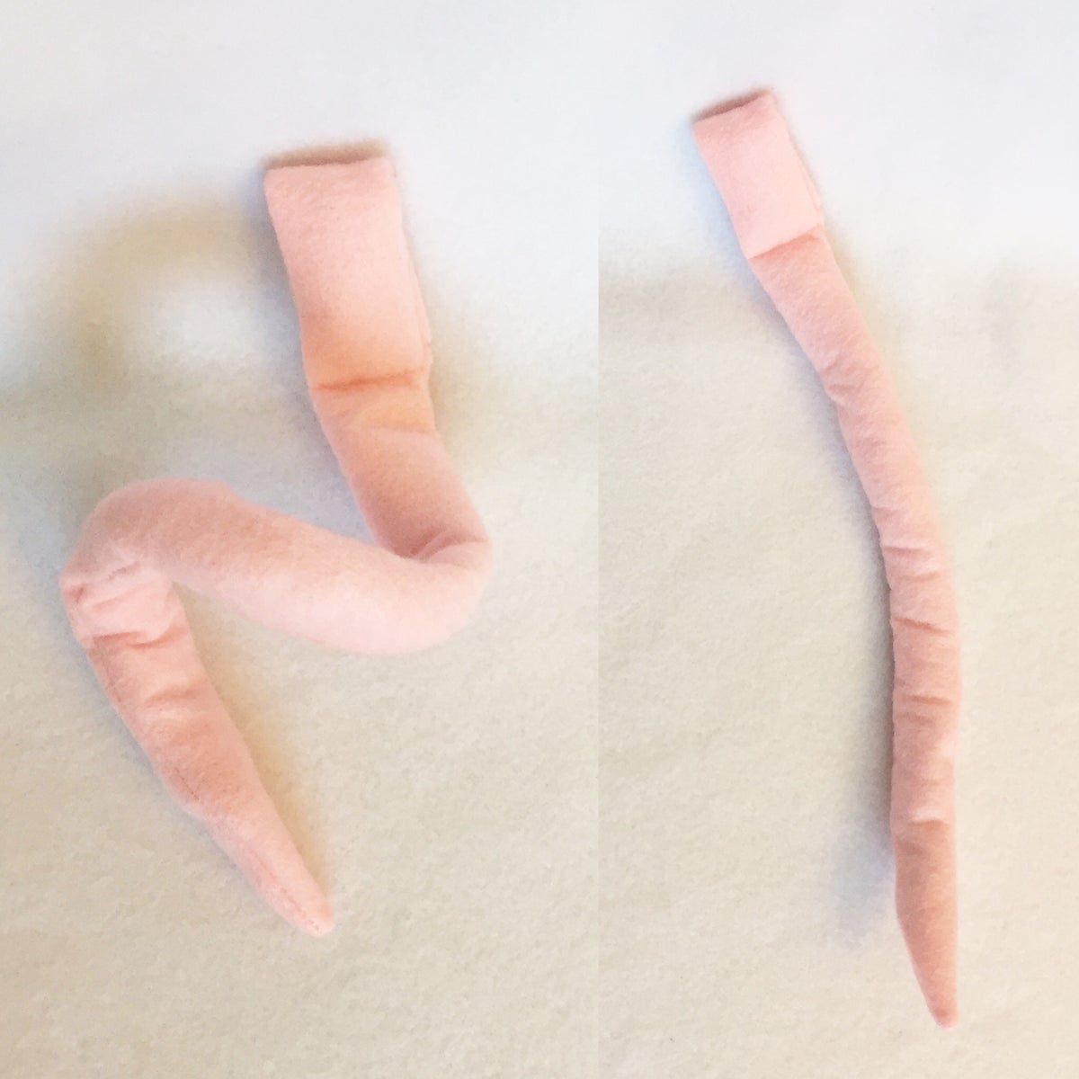 Image of Pink Pig Ears, Tail, Nose