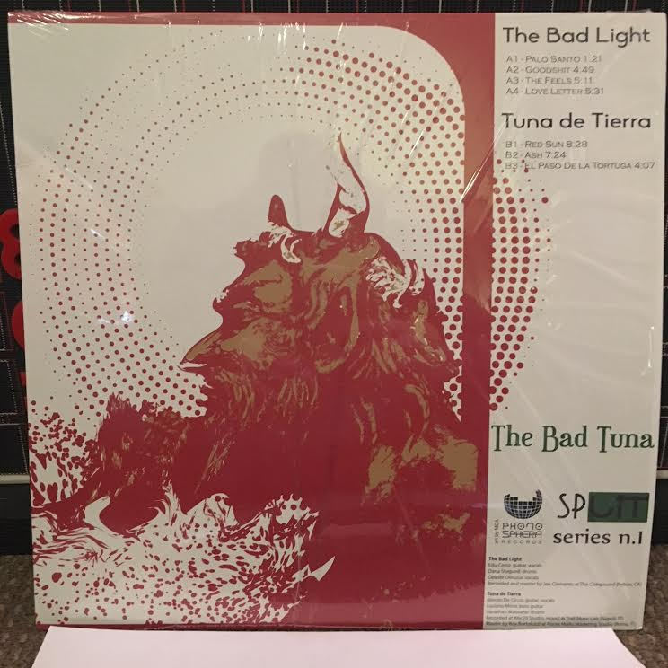 Image of The Bad Light/Tuna De Tierra split LP